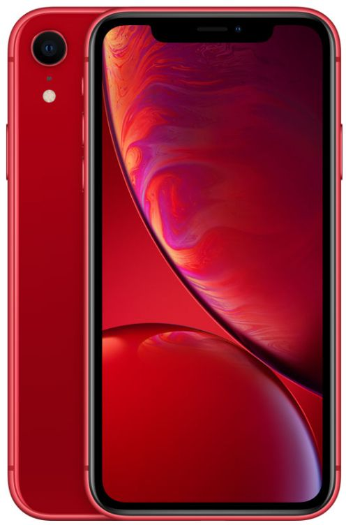 Apple iPhone XR without Face Time - 128GB, 4G LTE, Red