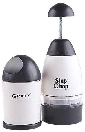 Graty Slap Chop Vegetables Chopper Machine