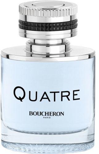Quatre Pour Homme by Boucheron for Men - Eau de Toilette, 50 ml