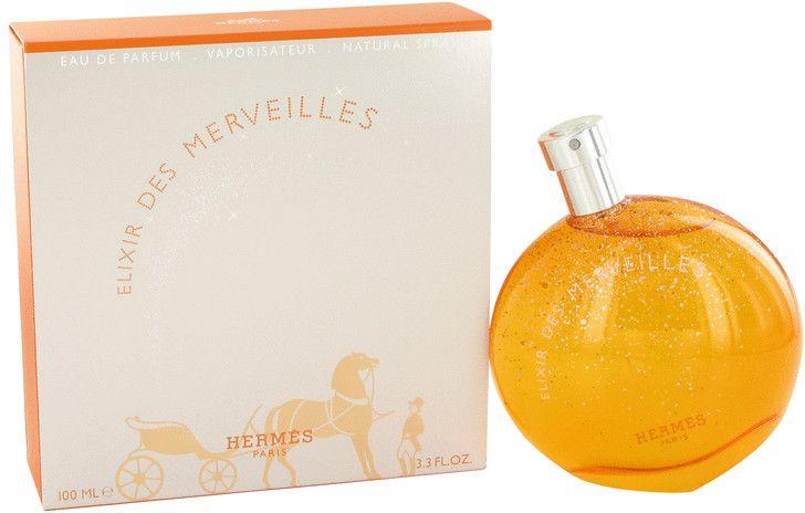 Elixir Des Merveilles by Hermes for Women - Eau de Parfum, 100ml
