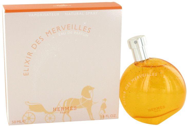 Elixir Des Merveilles by Hermes for Women - Eau de Parfum, 50ml