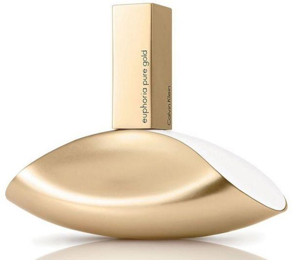Pure Gold Euphoria by Calvin Klein for Women - Eau de Parfum, 100ml