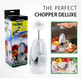 The Perfect Chopper Deluxe