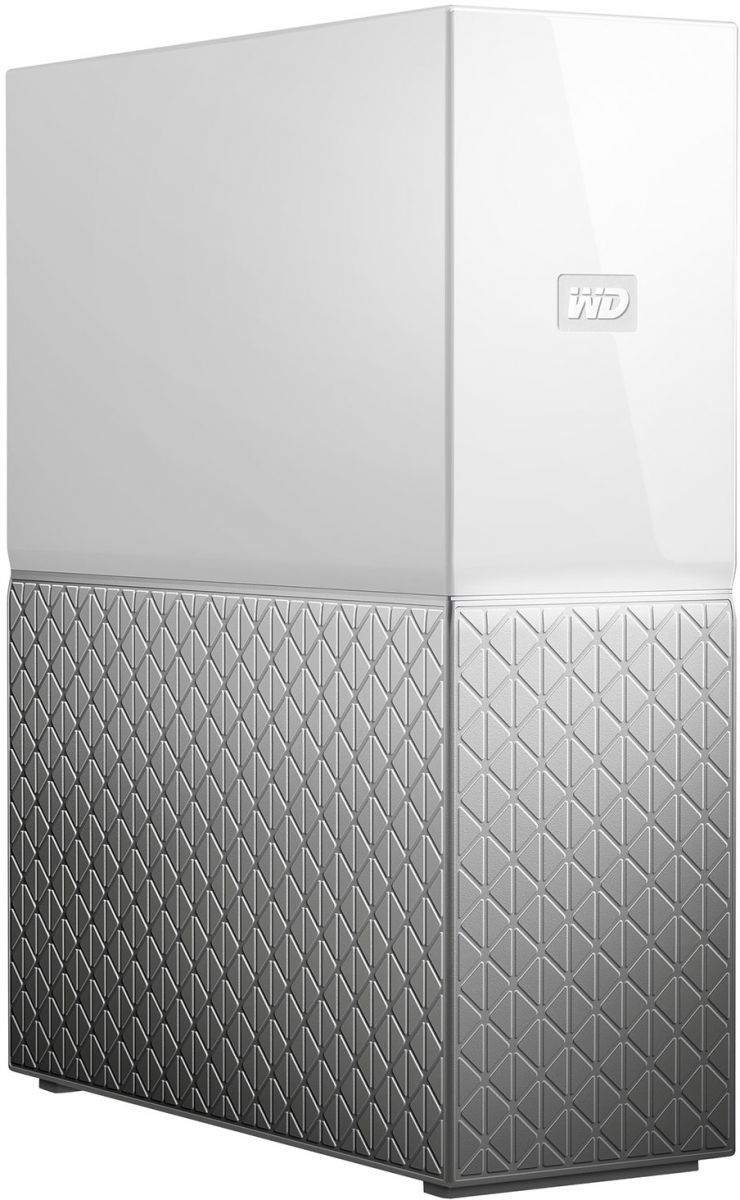 WD 4TB My Cloud Home Personal Cloud Storage - WDBVXC0040HWT