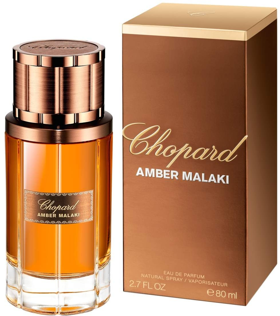 Amber Malaki by Chopard for Men - Eau de Parfum, 80ml