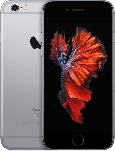 Apple Iphone 6S Plus With Facetime - 32 GB, 4G LTE, Space Grey, 2 GB Ram