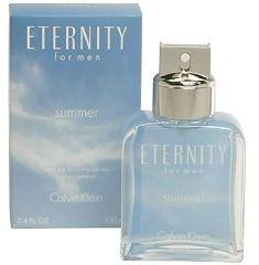 Eternity Summer 2015 by Calvin Klein for Men - Eau de Toilette, 100ml