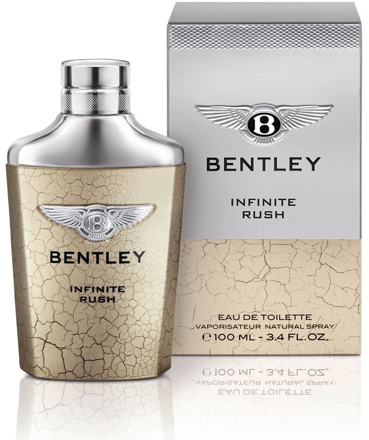 INFINITE RUSH By Bentley For Men -Eau de Toilette, 100ml