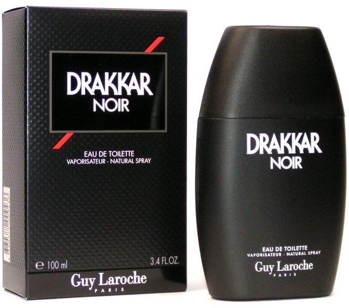 Drakkar Noir by Guy Laroche for Men - Eau de Toilette, 100ml