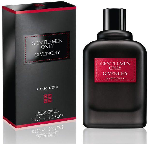 Gentlemen Only Absolute by Givenchy for Men - Eau de Parfum, 100 ml