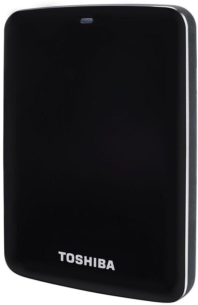 "Toshiba 2 TB - 2.5"""" Store Canvio Portable External Hard Drive Black (HDTC720EK3CA)"