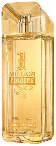 1 Million Cologne by Paco Rabanne for Men - Eau de Toilette, 125ml