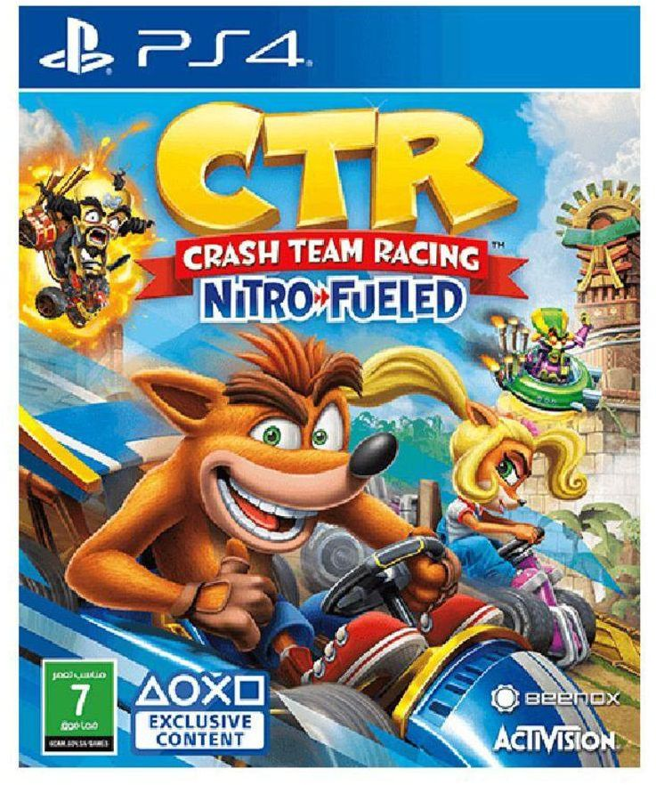 CTR Crash Team Racing: Nitro-Fueled for PlayStation 4