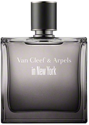 In New York by Van Cleef & Arpels for Men - Eau de Toilette, 125ml