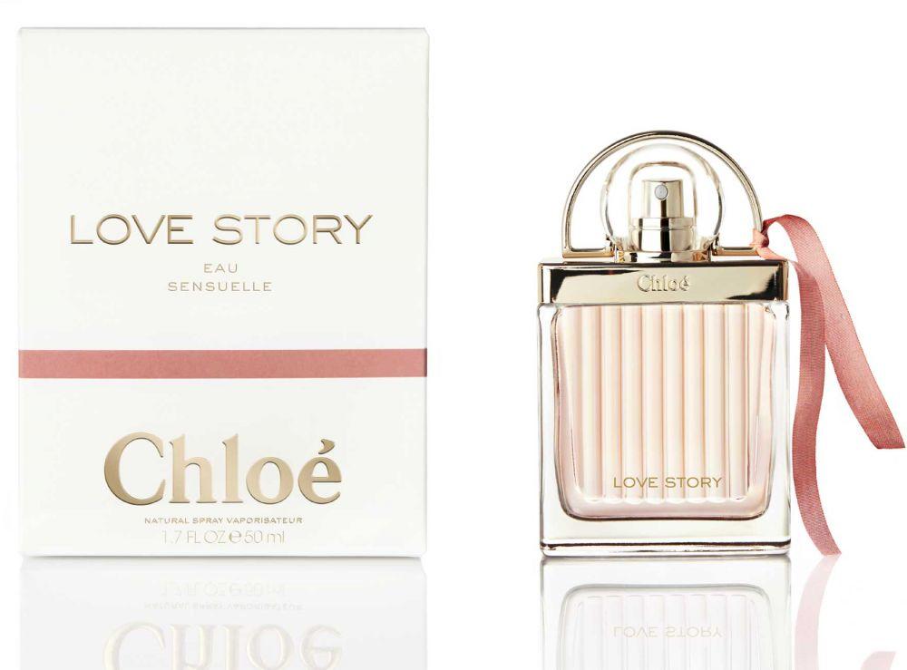 Love Story Eau Sensuelle by Chloe for Women - Eau de Parfum, 75ml
