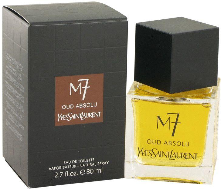 M7 Oud Absolu by Yves Saint Laurent for Men - Eau de Toilette, 80ml