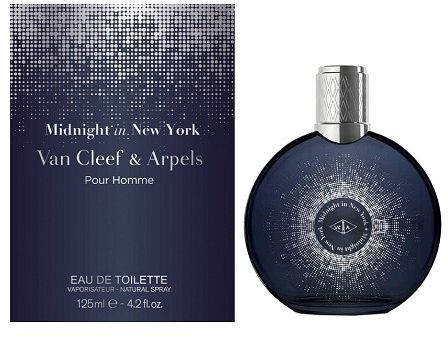 Midnight In New York by Van Cleef & Arpels for Men - Eau de Toilette, 125 ml