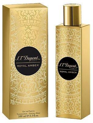 Royal Amber By S.T.Dupont For Men - Eau De Parfum, 100 ml