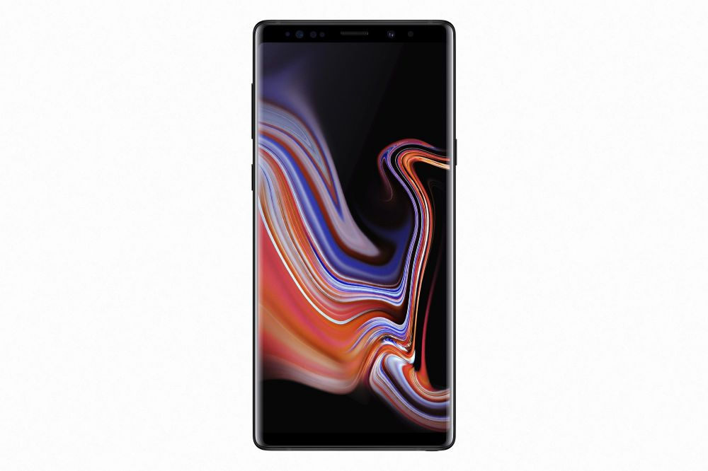 Samsung Galaxy Note 9 Dual Sim - 128 GB, 6 GB Ram, 4G LTE, Midnight Black