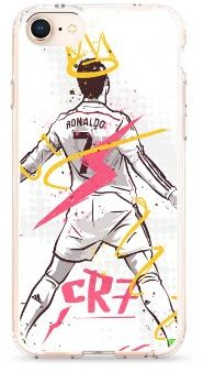 Shopmetro Crisitano Ronaldo Apple iPhone 7 & Apple iPhone 8 Case