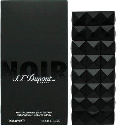 S.T. Dupont Noir for Men -Eau de Parfum, 100 ml-