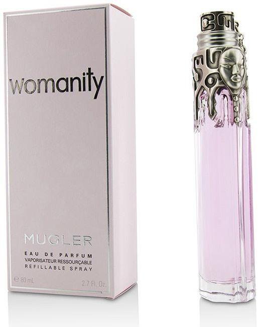 Thierry Mugler Womanity For Women 80ml - Eau de Parfum
