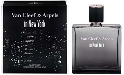 Van Cleef & Arpels In New York For Men 125ml - Eau de Toilette