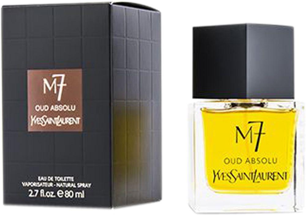 Yves Saint Laurent M7 Oud Absolu For Men 80ml - Eau de Toilette