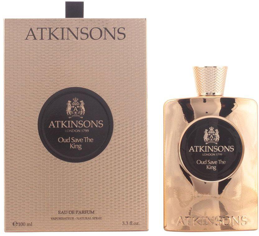 Atkinsons Oud Save The King For Men 100ml - Eau de Parfum