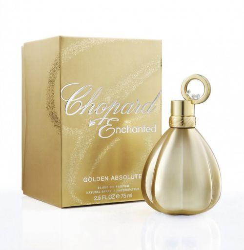 Chopard Enchanted Golden absolute Elixir 75 ML-Eau de Parfum-for Women
