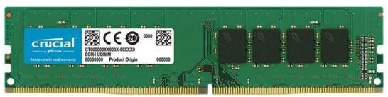 Crucial 4GB Desktop RAM DDR3L-1600Hz UDIMM - CT51264BD160B