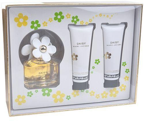 Daisy By Marc Jacobs For Women Eau De Toilette Gift Set 3 Piece