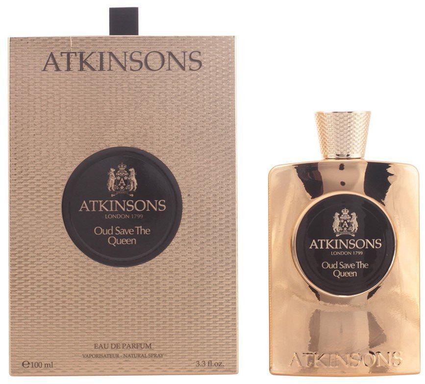 Oud Save The Queen by Atkinsons for Women - Eau de Parfum, 100 ml