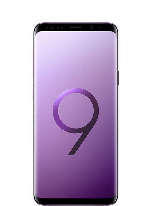 Samsung Galaxy S9+ Dual Sim - 256 GB, 6 GB Ram, 4G LTE, Lilac Purple - Middle East Version, Sm-G965Fzphksa
