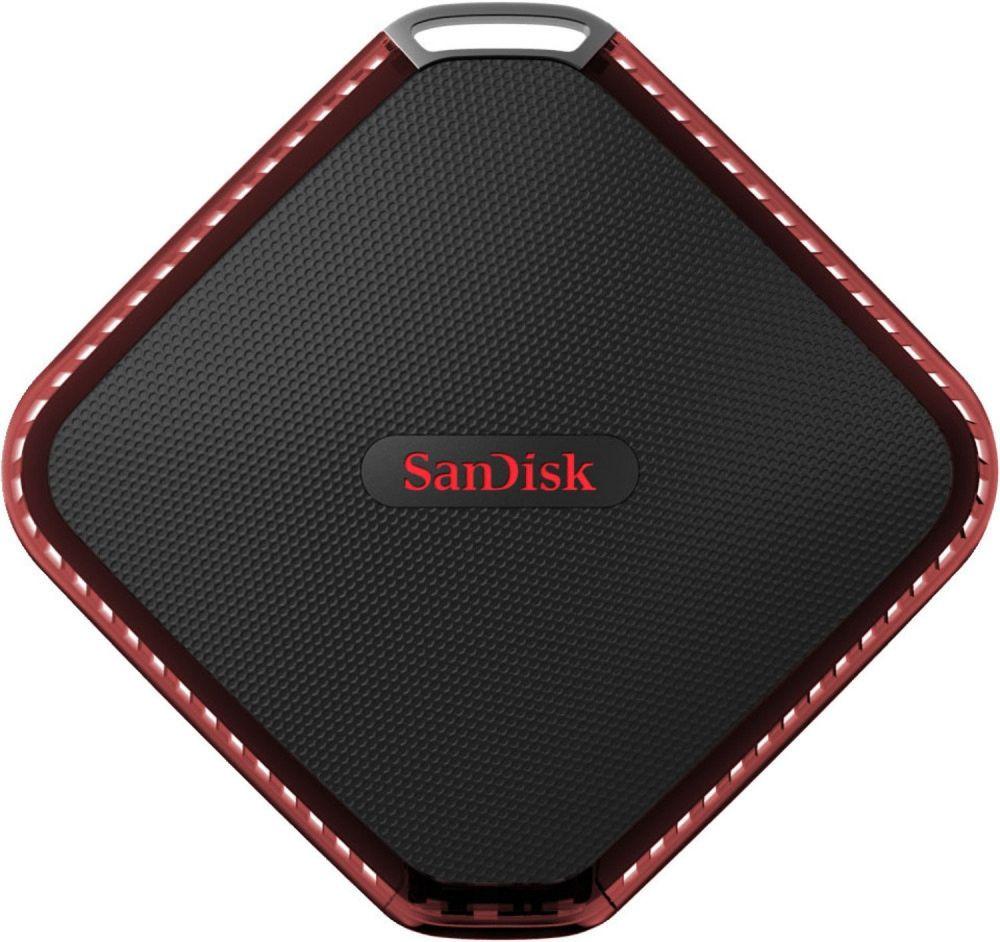 SanDisk 480GB Extreme 510 USB 3.0 Portable SSD, Black