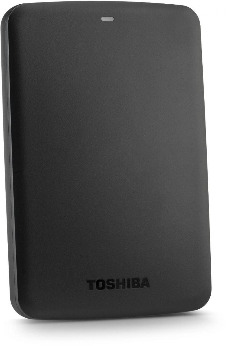 Toshiba 1TB Canvio Basics Portable USB3.0 Hard Drive Black -HDTB310EK3AA