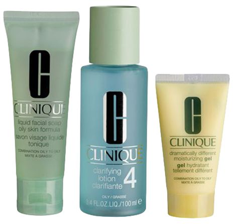 Clinique 3-Step Introduction Kit Skin Type 4, 180 ml