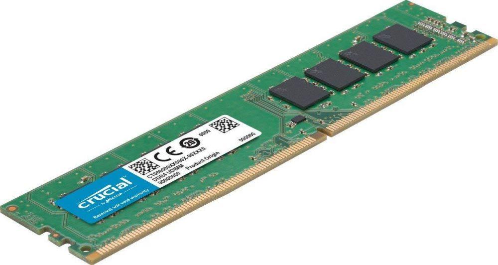 Crucial 8GB DDR4 2400 MHz Desktop Ram CB8GU2400