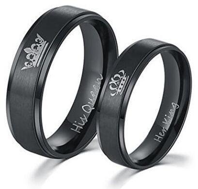 Fashion Ring for Unisex , Size 9 US