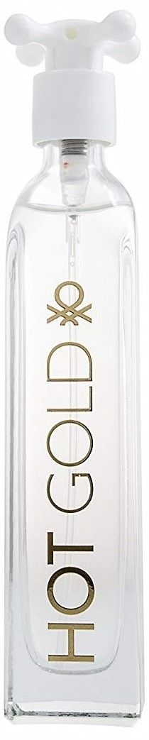 United Colors Of Benetton Hot Gold for Women - Eau de Toilette , 100ml
