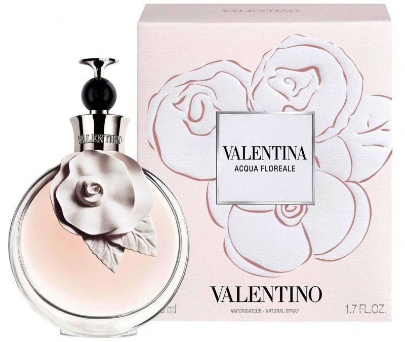 Valentina Acqua Floreale By Valentino For Women - Eau De Toilette, 50 ml