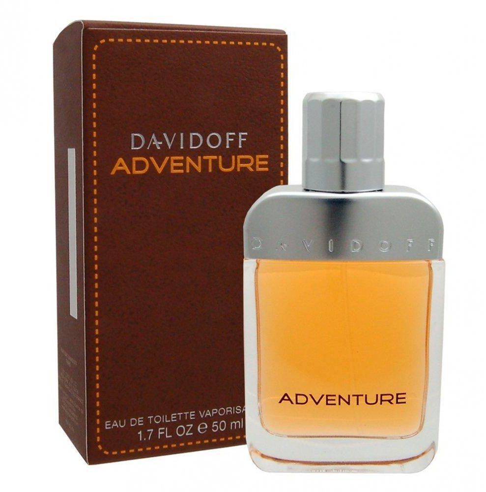 Adventure by Davidoff for Men - Eau de Toilette, 50ml