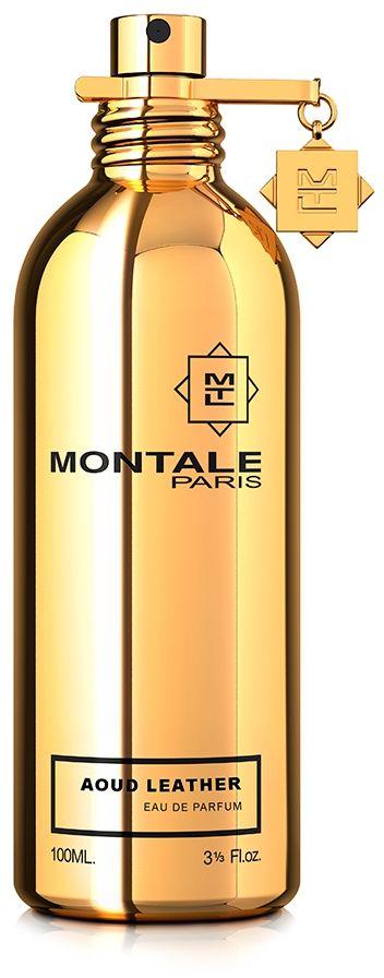 Aoud Leather by Montale for Unisex - Eau de Parfum, 100ml