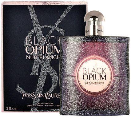 Black Opium Nuit Blanche by Yves Saint Laurent for Women - Eau de Parfum, 90 ml