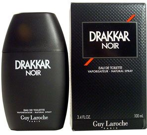 Drakkar Noir For Men 100 ml