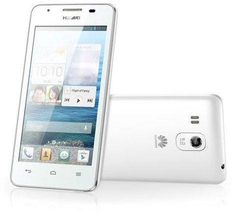 Huawei Ascend G525 Dual Sim - 4GB, 3G, Wifi, Pure White