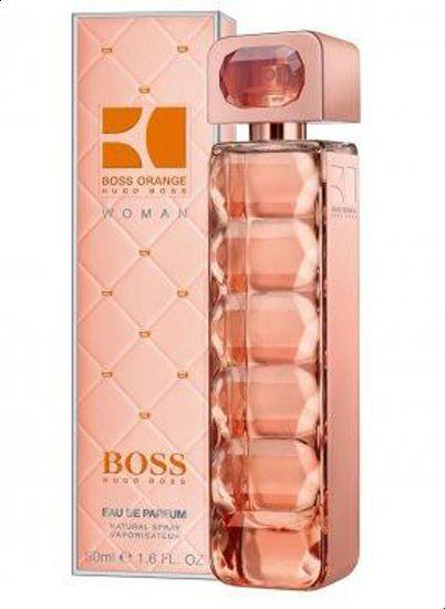 Hugo Boss, Boss Orange Eau de Parfum for Women 50 ml
