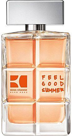 Hugo Boss, Boss Orange Man Feel Good Eau de Toilette for Man 50 ml