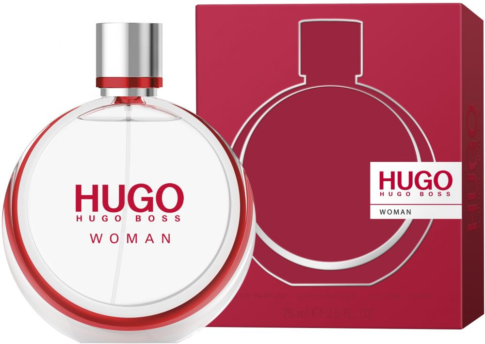 Hugo By Hugo Boss For Women -Eau De Parfum, 75ml
