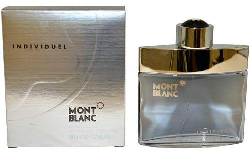 Mont Blanc Individuel for Men -Eau de Toilette, 50 ml-